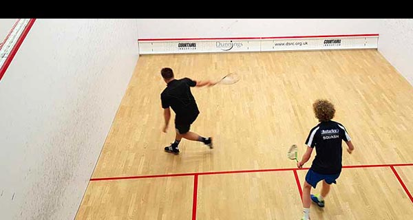 Squash Player Development