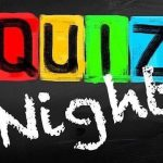 Quiz Night Friday 13th December 2019