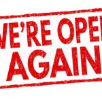 12th April reopening